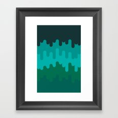 Water Framed Art Print