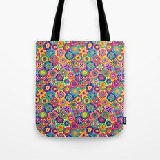 Millefiori-Crayon Colors Tote Bag
