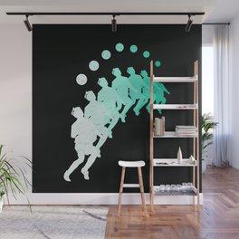 Soccer Header Wall Mural