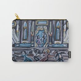 Swing Dancing Hall of the 1940s Carry-All Pouch