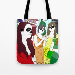 Formal Ladies Tote Bag