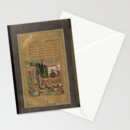 Abd al-Rahim - Farhad Before Khusraw (1595) Stationery Cards