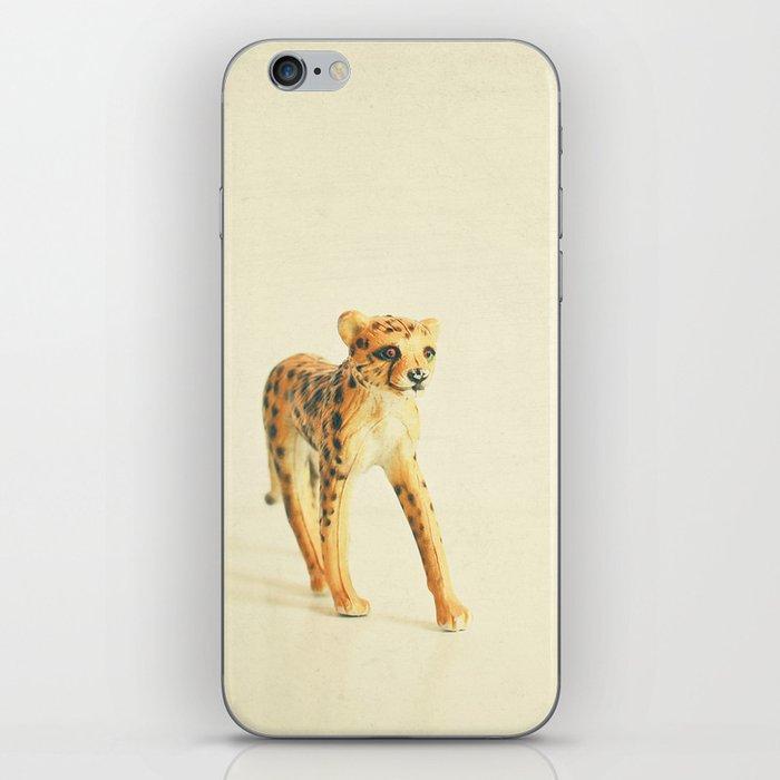 Catwalk Cheetah iPhone Skin