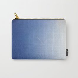 Blue sky background Carry-All Pouch
