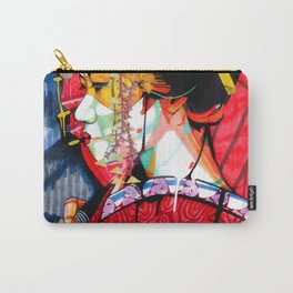 American Geisha Carry-All Pouch