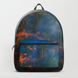 Beating Heart of the Crab Nebula Backpack