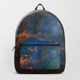 Beating Heart of the Crab Nebula Backpack