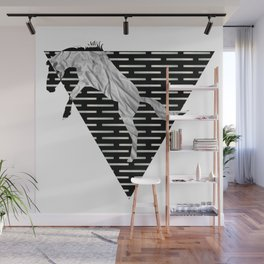 year of the horse: part 4 Wall Mural