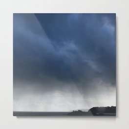 Stormy Expanse Metal Print