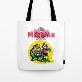 Merman Tote Bag