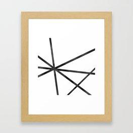 Zasha Framed Art Print