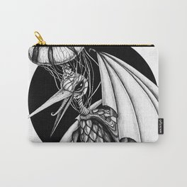 Dragon Bird Carry-All Pouch