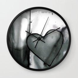 Heart Dreams 1N by Kathy Morton Stanion Wall Clock