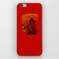 viking iPhone & iPod Skins featuring Viking  by David Miley