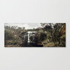 Mackenzie Falls Canvas Print