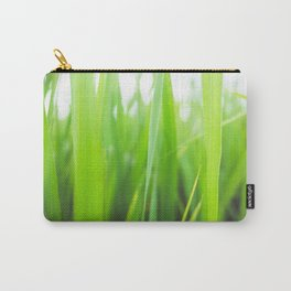 Summer is green Carry-All Pouch