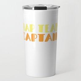 Nap Team Captain Travel Mug