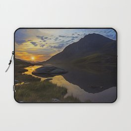 Tryfan Sunrise Laptop Sleeve