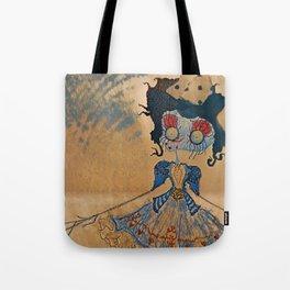 Velvetesque Dolls • Victorian Collection #3A Tote Bag