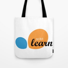 scikit-learn -- machine learning in Python Tote Bag