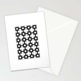 Moonokrom no 9 Stationery Cards