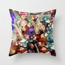 RANZA1 Throw Pillow