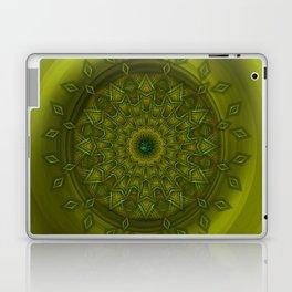 Positive thoughts - Jewel Mandala Laptop & iPad Skin