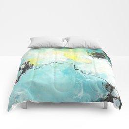 Curiosity Revealed Comforters