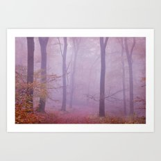 otherworldly Art Print