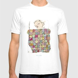 sleeping child T-shirt