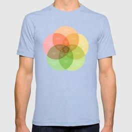 Ice Cube - It Was A Good Venn Diagram T-shirt