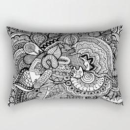 Doodle 17 Rectangular Pillow