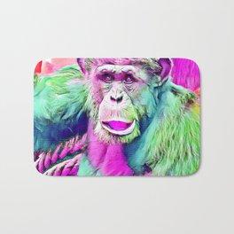 SmartMix Animal - chimpanzee 1 Bath Mat
