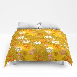 70's Living Comforters