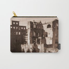 Ruins in Heidelberg Carry-All Pouch