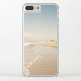 Off Season / The birds & the birds. Clear iPhone Case