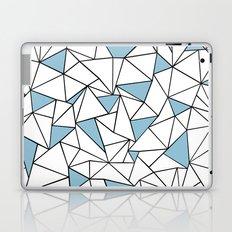 Ab Out Blue Blocks Laptop & iPad Skin