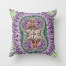 Fractal Integral Throw Pillow