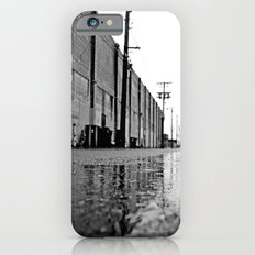 Gritty urban alley Slim Case iPhone 6s