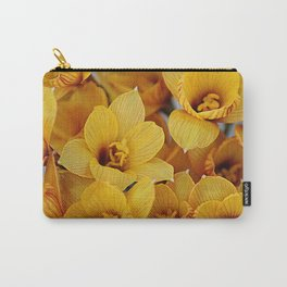 Copper Lily Carry-All Pouch