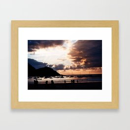 Spain 3 Framed Art Print