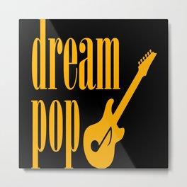 Dream Pop Metal Print