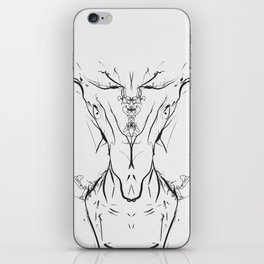 Belze iPhone Skin