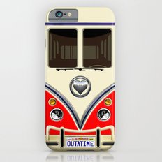 RED minibus lovebug iPhone 4 4s 5 5c 6 7, pillow case, mugs and tshirt iPhone 6s Slim Case