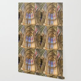 Troyes Cathedral Architecture Wallpaper
