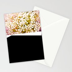 The Flowers in the Sunset Stationery Cards