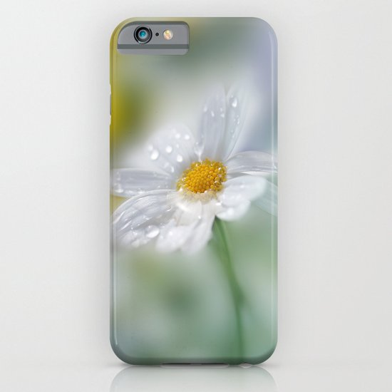 DAISY IN RAIN iPhone & iPod Case