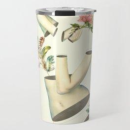 Think Too Much Travel Mug