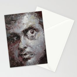 discontented el-terco Stationery Cards