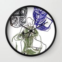 c. 2002-2005: Ward for raw ford. Wall Clock